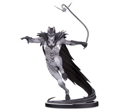 Batman Black & White Statue Batman by Kenneth Rocafort 22 cm