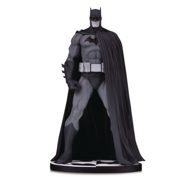 Batman Black & White Statue Batman (Version 3) by Jim Lee 18 cm