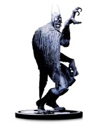 Batman Black & White Statue Batmonster by Greg Capullo 18 cm