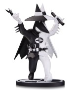 Batman Black & White Statue Spy VS. Spy by Peter Kuper SDCC 2017 18 cm