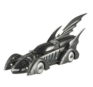 Batman Forever Diecast Model 1/24 1995 Batmobile with figure