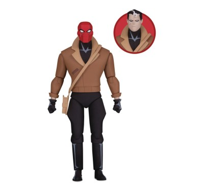 Batman The Adventures Continue Action Figure Red Hood 15 cm
