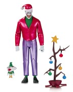 Batman The Animated Series Action Figure Christmas with The Joker 19 cm