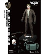 Batman The Dark Knight Dynamic 8ction Heroes Action Figure 1/9 The Joker Bank Robber Ver. 21 cm
