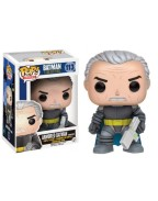 Batman The Dark Knight Returns POP! Heroes Figure Armored Batman (Unmasked) 9 cm