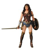 Batman v Superman Dawn of Justice MAF EX Action Figure Wonder Woman 15 cm
