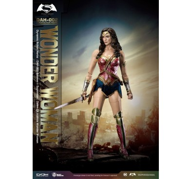 Batman v Superman Dynamic Action Heroes Action Figure 1/9 Wonder Woman 19 cm