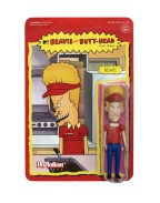 Beavis & Butt-Head ReAction Action Figure Wave 1 Burger World Beavis 10 cm