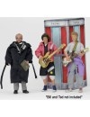 Bill & Ted´s Excellent Adventure Action Figure Rufus 20 cm