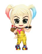 Birds of Prey Cosbaby Mini Figure Harley Quinn (Lock & Load Version) 11 cm