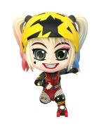 Birds of Prey Cosbaby Mini Figure Harley Quinn (Roller Derby Version) 11 cm
