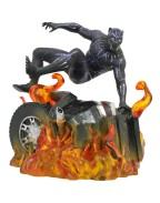 Black Panther Marvel Movie Gallery PVC Statue Black Panther Version 2 23 cm