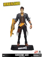 Borderlands Color Tops Action Figure Handsome Jack 18 cm