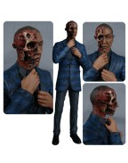 Breaking Bad Action Figure Gus Fring Burned Face EE Exclusive 15 cm