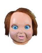 Bride of Chucky Latex Mask Good Guy