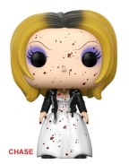 Bride of Chucky POP! Movies Figures Tiffany 9 cm Chase Limited Edition