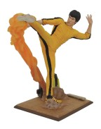 Bruce Lee Gallery PVC Statue Kicking 25 cm