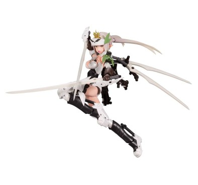 Busou Shinki Plastic Model Kit Type Jaeger Edelweiss 14 cm