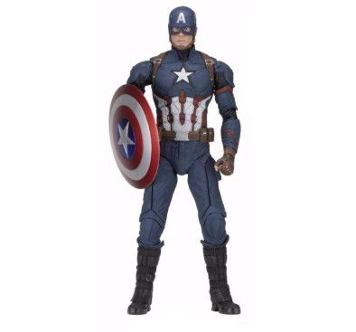 Captain America Civil War Action Figure 1/4 Captain America 45 cm