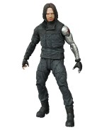 Marvel Select Winter Soldier Civil War 18 cm