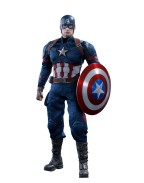 Captain America Civil War Movie Masterpiece 1/6 Captain America 31 cm