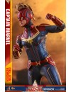 Captain Marvel Movie Masterpiece Action Figure 1/6 Captain Marvel Deluxe Ver. 29 cm