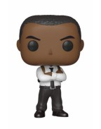 Captain Marvel POP! Marvel Vinyl Bobble-Head Figure Nick Fury 10 cm