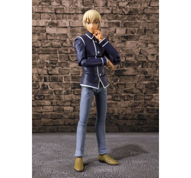 Case Closed S.H. Figuarts Action Figure Tooru Amuro 16 cm