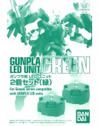 Gunpla LED Unit Green (2-Piece Set) (MG)