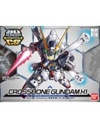 SD Gundam Cross Silhouette Cross