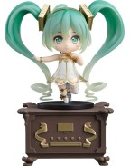 Character Vocal Series 01 Nendoroid Action Figure Hatsune Miku Symphony 5th Anniversary Ver. 10 cm