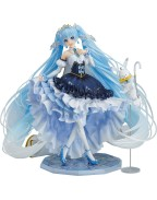 Character Vocal Series 01 Statue 1/7 Snow Miku Snow Princess Ver. 23 cm