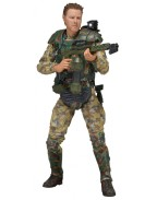 Aliens Action Figure Series 2, Colonial Marine Sgt. Windrix