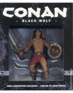 Conan Black Wolf Excl. Edition PVC Figure