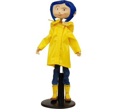 Coraline Bendy Doll Raincoats & Boots 18 cm