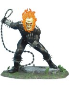 Corgi Marvel Heroes 1:12 Scale Limited Edition Ghost Rider Metal Statue