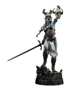 Court of the Dead Premium Format Figure Kier Deaths Warbringer 55 cm