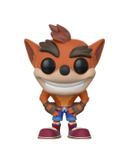 Crash Bandicoot POP! Games Vinyl Figures Crash Bandicoot 9 cm