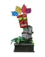 Crash Bandicoot Statue Mini Aku Aku Mask 40 cm