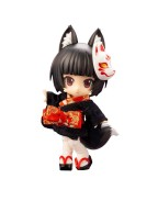 Cu-Poche: Friends Action Figure Black Fox Spirit 13 cm