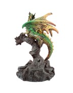 Dark Legends Forest Protector Dragon green
