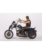 Daryl Dixon with Chopper, Deluxe Set
