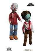Dawn Of The Dead Living Dead Dolls 25 cm Flyboy & Plaid Shirt Zombie Assortment