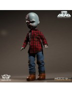 Dawn Of The Dead Living Dead Dolls 25 cm Plaid Shirt Zombie