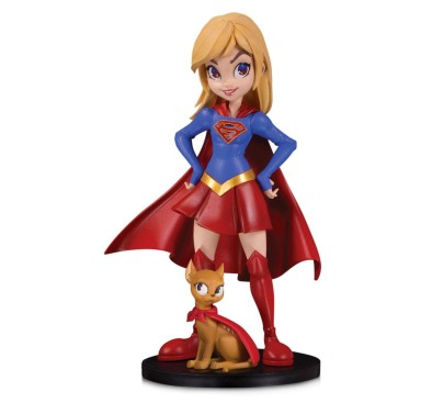 DC Artists Alley PVC Figure Supergirl by Chrissie Zullo 17 cm