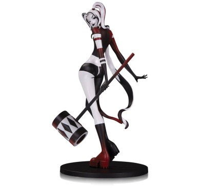 DC Artists Alley Statue Harley Quinn by Sho Murase 17 cm