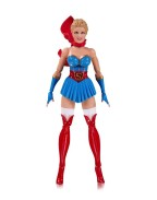 DC Bombshells Designer Series Action Figure Supergirl SDCC 2017 17 cm