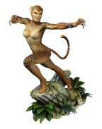 DC Comic Super Powers Collection Maquette Cheetah 25 cm