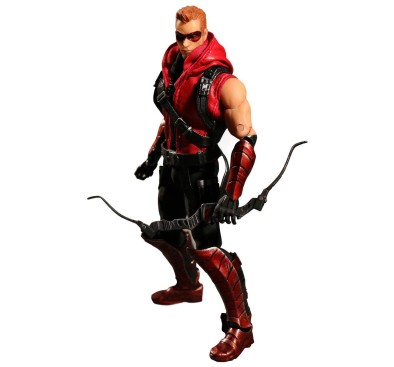 DC Comics Action Figure 1/12 Arsenal Previews Exclusive 15 cm