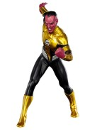 DC Comics ARTFX+ Statue 1/10 Sinestro (The New 52) 23 cm